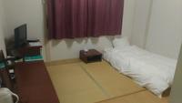 広くてゆったり和室(バストイレ付)