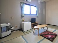 和室6畳 (バス付・トイレ付)