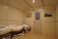 寝台列車の中をイメージオロネフ30