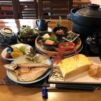 島根県産ノドグロ付き四季会席 〜一泊二食付〜