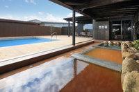 【150平米貸切ヴィラ】3種の温泉露天風呂&プール
