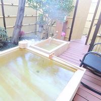 【特別室 瑠璃110平米】12畳+6畳/専用露天+愛犬露天
