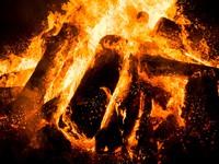 1泊2食付き!焚き火を囲いながら夕暮れの大自然をお楽しみください♪