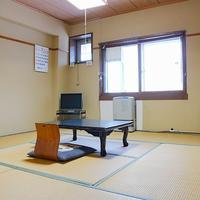斑尾山を望む★和室8畳(バストイレなし)