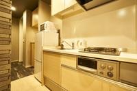 【新規オープン】全室キッチン完備 ACTUS仕様のモダンなお部屋で二条城を満喫【早期予約割引】