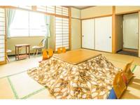 和室10帖広縁付ファミリールーム(共同バストイレ)