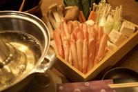 1泊2食付プラン【夕食はズワイガニのしゃぶしゃぶと朝食は特製和朝食】 禁煙