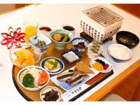【1泊2食付き】平日限定、ちょっと訳ありでお得なプラン♪姉妹館でお湯くらべ♪『朝食:和定食』