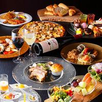 【大晦日】事前オンラインカード決済でちょっとお得に♪ディナーブッフェ&朝食ブッフェの2食付き