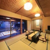【温泉露天風呂付特別室】「鉄斎」和室(12+6畳)