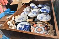 骨董を感じよう!市場を楽しもう! 旅の土産は骨董品 毎月25日北野天満宮骨董市特別プラン