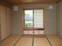 新宅の和室