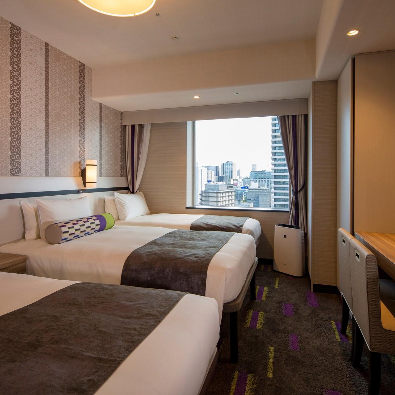 【楽パック限定】モントレグループの新しいホテルに泊まろう!<素泊まり>