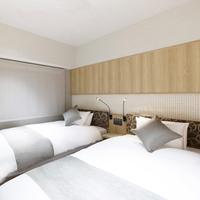 スーペリアツインルーム【禁煙】120cm幅ベッド2台17平米