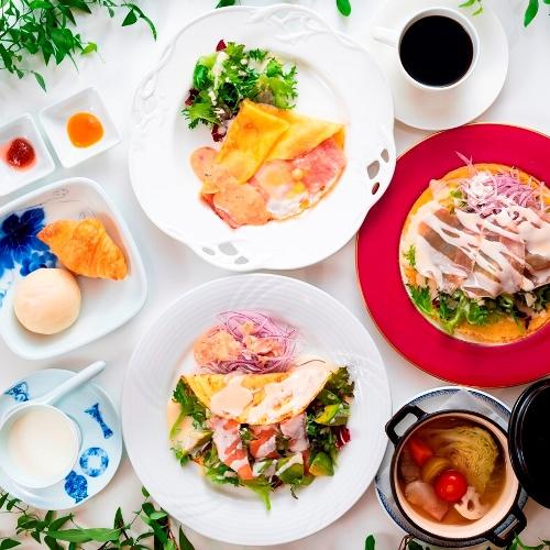 「ルームサービス確約!」お部屋でくつろぎながら朝のひとときを〜朝食ルームサービスプラン(朝食付)
