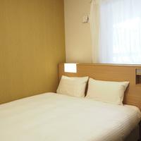 ダブルルーム<禁煙>150cm幅ベッド/12平米