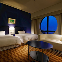 【LuxuryDaysベストレート】最上階50平米デラックスルームで景色とゆったりとした時間を