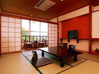 和室10畳+広縁:ガーデンサイド