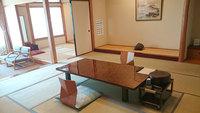 【禁煙】和室12.5畳+4.5畳+温泉内風呂付き客室