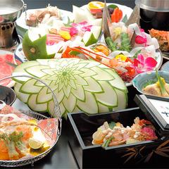 ◆別館◆【グレードアップ】口コミお料理高評価!前沢牛と新鮮海鮮のちょっと贅沢プラン