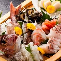 GW限定 1泊2食付 女将オススメ 柏崎漁港直送の新鮮な魚介類 日本海の幸満載★夕食部屋食 現金特価