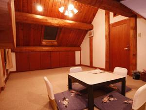 【シンプル素泊まりプラン♪】天城百年杉のログハウスで自然を満喫しよう!和洋室♪