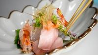 【鮑ステーキコース】食材の旨み・四季の味わいを感じる夕食