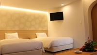 ◆ファミリールーム◆シモンズ社製ベッド使用