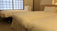 ◆トリプルルーム◆シモンズ社製ベッド使用