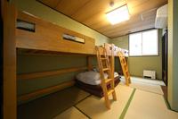 4名和室(バスルーム付)