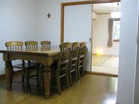 定員6名和室(ダイニングキッチン付和室)