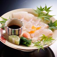 【九絵会席「特選椿」】幻の魚と呼ばれているクエを会席で。至福の時間をご提供いたします◆2食付き