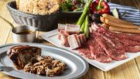 てんしば人気レストランで『贅沢BBQコース』付きプラン♪≪特典付き≫