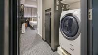 【レイトチェックアウト】13時までのんびりご滞在♪(朝食なし)洗濯乾燥機&電子レンジ完備
