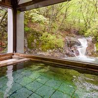 【スタンダード会席(12品)】群馬の隠れたお篭り宿。地物を使った料理と、6箇所の温泉を堪能