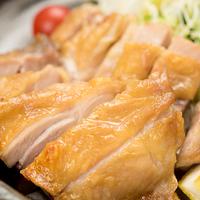 【上州赤城鶏 (11品)】ヘルシー志向&地物を食べたい方に〜控えめ会席+赤城鶏(200g)〜