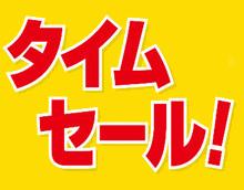 【タイムセール】最大20% OFF!返金不可/事前決済限定