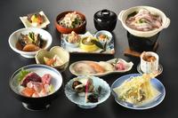 【1泊2食付】会席料理ワンランクアップ・サービスプラン