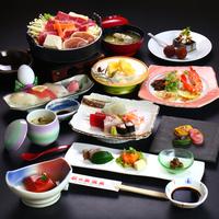 ≪迷ったらコレ♪1泊2食 Bプラン≫ちょっと贅沢♪竹田の美味しい選りすぐり会席♪
