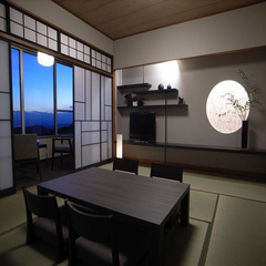 【景観重視★桜島を望む】和の風情あふれるスタンダード和室