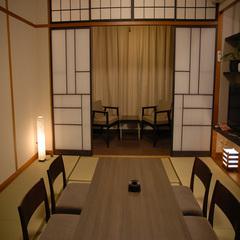 【上質な空間で過ごしたい】爽やかな落ち着きモダン和室/禁煙