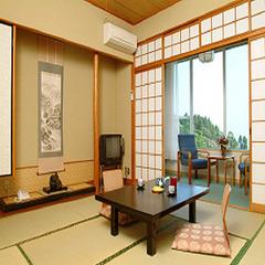 【和の風情溢れる】シンプルなゆとり空間。スタンダード和室8畳