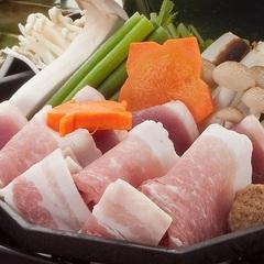 【美味しいの極み★絶対うまいと太鼓判】≪メインは黒豚しゃぶしゃぶ&季節の天ぷら&彩り前菜&鮮魚造り≫