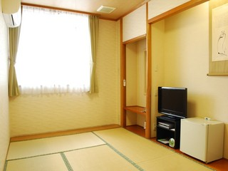 【6畳一間】1名様〜ご家族様利用OK!畳の部屋でのんびりゆったり和室プラン[素泊り]※アウトバス