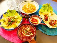 【ケータリング】本格メキシカン料理セット付宿泊プラン-カランコロン-