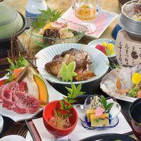 【春夏旅セール】<和牛の焼しゃぶを召し上がれΨ>熱々天ぷら&鯛釜飯は食べ放題!!