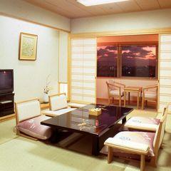 8階街側指定 【お部屋夕食】一般客室 和室10畳