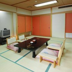 一般客室【お部屋夕食】和室10畳