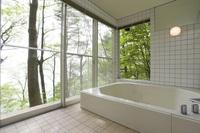 〜♪森の風にのって♪〜 湯ったり たっぷり 1000㍑家族風呂付貸別荘プラン【事前決済】