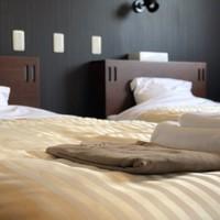 ツインルーム(禁煙室/15.0平米/ベッド幅100cm2台)